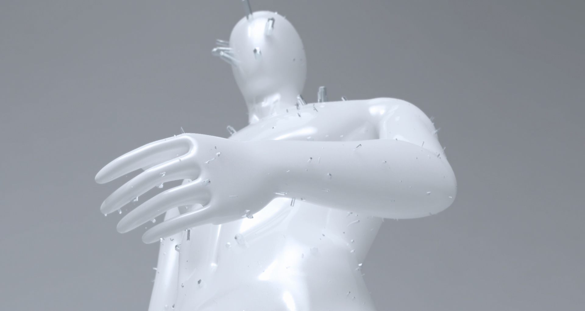 Transform medical information into an emotional 3D video